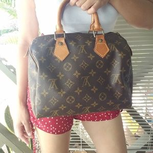🎒👜 sold Louis vuitton speedy 25